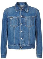 Maison Margiela Distressed Denim Jacket