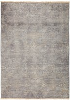 Solo Rugs Vibrance Overdyed Area Rug, 4'1 x 6'1