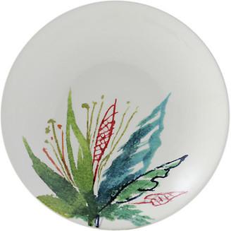 Gien Jardins Dinner Plate - White