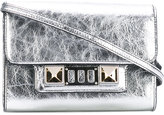 Proenza Schouler PS11 tiny crossbody bag - women - Leather - One Size