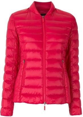 Armani Exchange Zip-Up Padded Jacket