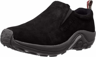 Merrell Women's Jungle Moc Midnight Pig Suede Loafer 7 M