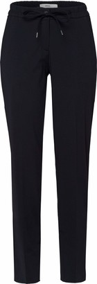 Brax Women's Mareen Infinite Life Jogger Relaxed Fit Modern Trouser
