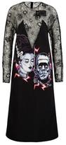 Prada Frankenstein dress
