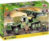 COBI Small Army Katyusha BM-13 Construction Blocks Building Kit