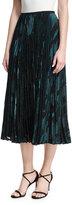 Lafayette 148 New York Florianna Pleated Midi Skirt