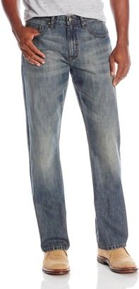 Wrangler Authentics Mens Relaxed Fit Boot Cut Jean