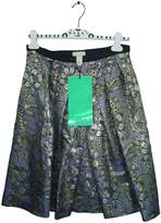 Marni For H&m Purple Cotton Skirt for Women