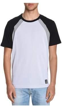 Franklin & Marshall Men's Multicolor Cotton T-shirt.