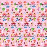 Wall Candy Arts WallCandy Arts French Bull Princess Land Wallpaper