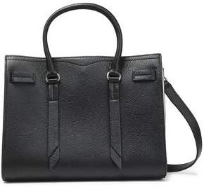 Rebecca Minkoff Color-block Pebbled-leather Tote