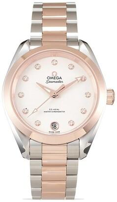 Omega 2020 unworn Aqua Terra 150M Co-Axial Master Chronometer 34mm