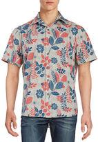 Tommy Bahama Caipirinha Floral Print Sportshirt