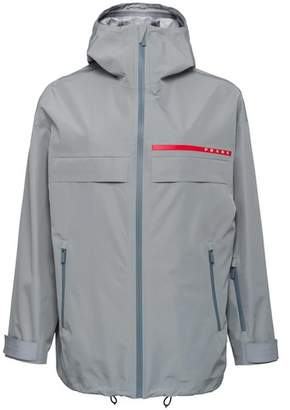 Prada Lr-Mx002 Gore-Tex Pro Nylon Fabric Jacket