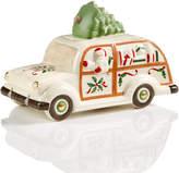 Lenox Holiday Station Wagon Cookie Jar