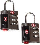 Victorinox Travel Sentry Approved Combination Lock Set