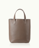 GiGi New York Le Marais Tote Taupe French Goatskin