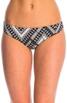 Hurley Tie Dye Maze Reversible Brief Bikini Bottom 8141119