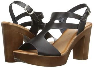 Eric Michael Alicia (Black) Women's Sandals
