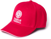 Franklin & Marshall Patrol Red Baseball Cap