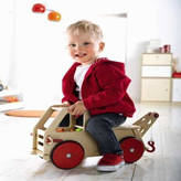Alice Frederick Wooden Toy Truck: Age 1+