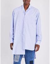 Loewe Asymmetric Cotton Shirt