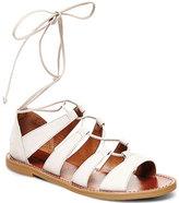 Steve Madden Women's Sanndee Gladiator Sandal