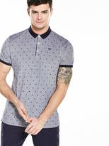 Scotch & Soda Printed Polo