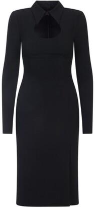 Dolce & Gabbana Collared Midi Dress