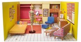 Barbie Chipboard House With Doll