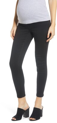 1822 Denim Contour Ankle Skinny Maternity Jeans
