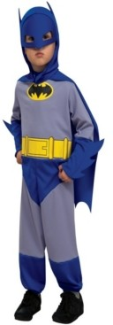 BuySeasons Dc Comics Batman Brave and Bold Batman Baby and Toddler Boys and Girls Costume