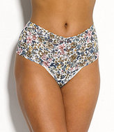 Hanky Panky Vintage Blossom Floral Lace Retro Thong
