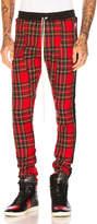 Fear Of God Tartan Wool Plaid Trousers