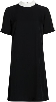 Rag & Bone Thea Crepe T-Shirt Dress