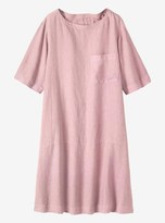 Toast Linen Easy Dress
