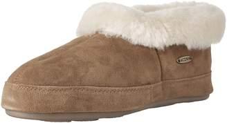 Acorn Women's Sheepskin Oh Ewe Collar Slippers