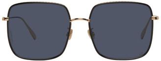 Christian Dior Gold DiorByDior3F Sunglasses