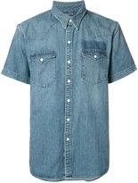 Levi's shortsleeved denim shirt - men - Cotton - XL