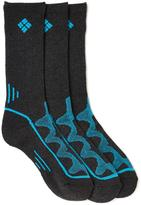Columbia Women's Mesh Half-Cushion Socks 3-Pair