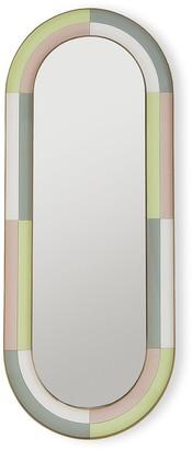 Jonathan Adler Harlequin Capsule Mirror