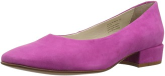 Kenneth Cole New York Women's Bayou Dress Pump with A Low Heel
