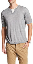 Autumn Cashmere Short Sleeve V-Neck Shirt