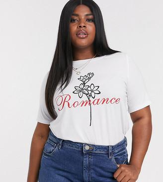 Koko Romance Slogan T-Shirt
