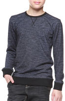 Dex Banded Cotton Sweater