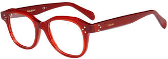 Celine Women's Cl41457 47Mm Optical Frames