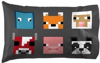 Minecraft Friend Or Foe 1 Pack Pillowcase