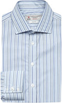 Turnbull & Asser Turnbull & Asser Striped Slim-fit Cotton Shirt