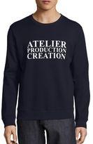 A.P.C. Atelier De Production Cotton Sweatshirt