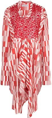 J.W.Anderson Asymmetric Tunic Top